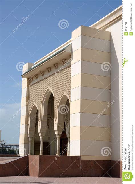 masjid entrance design mosque detail sharjah stock images image 13129754