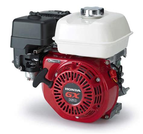 gx motors honda gx160 electric start gas engine aero specialties
