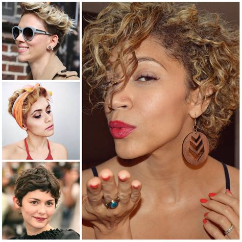 Curly Pixie Hairstyles by Curly Pixie Haircuts For 2017 2017 Haircuts Hairstyles