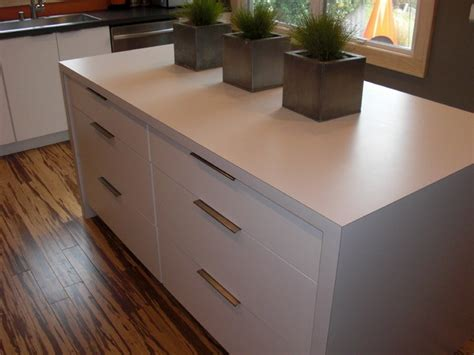 modern countertop laminate countertops modern kitchen milwaukee by modern edge design