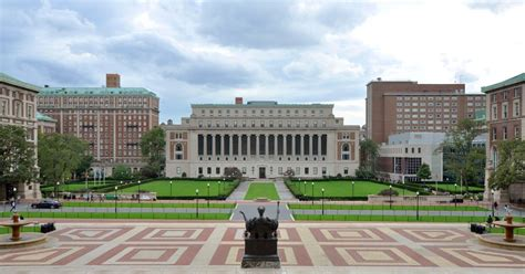 Mba Programs In Columbia by Columbia Degree And Cus Programs