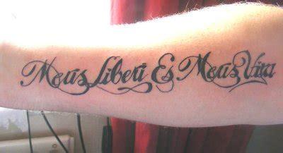 latin tattoo fail latin for tattoos