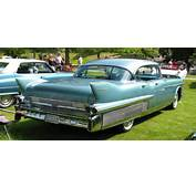 1958 Cadillac 60 Special Rearjpg  Wikipedia The Free
