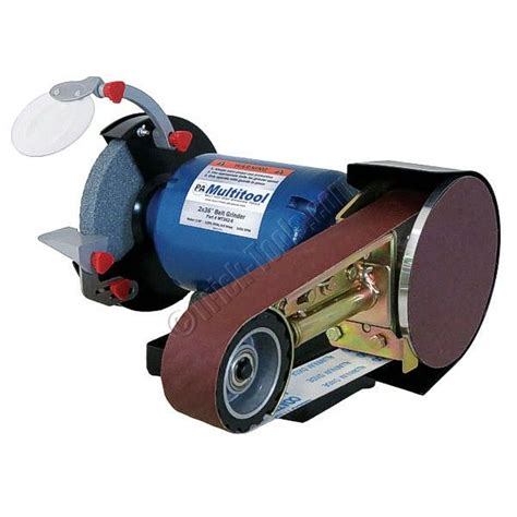 bench grinder belt sander attachment the brand new multitool grinder utilizes our popular 2x36