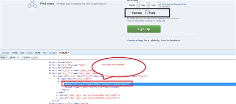 tutorial html radio button how to automate radio button and checkbox in selenium