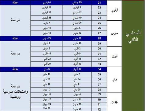 Calendrier Scolaire 2017 18 Tunisie Officiel Calendrier Des Vacances Et Date De La Rentr 233 E