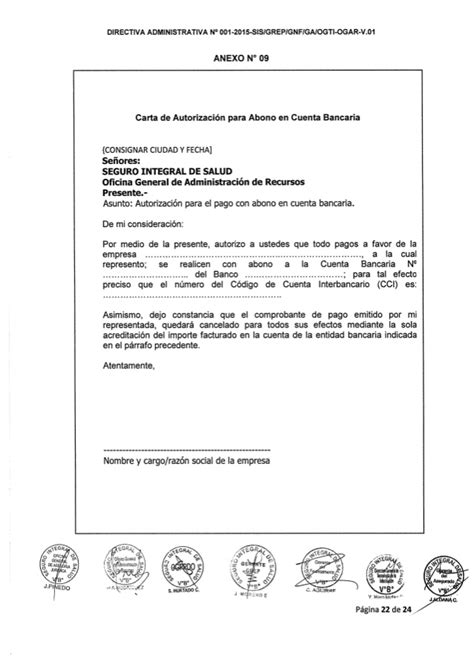 carta de autorizacion transferencia electronica rj2015 134