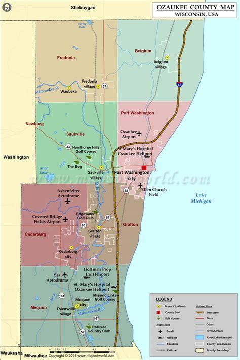 Ozaukee County Property Records Ozaukee County Images