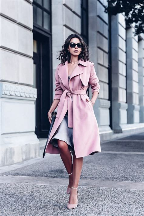 10 Ways To Wear A Suit Right Now Fashion Trends by 12 Ways To Wear Your Trench Jacket Right Now