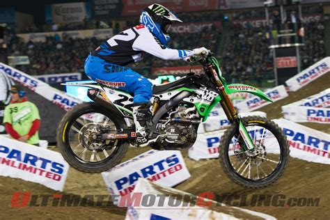 2014 ama motocross results 2014 ama supercross anaheim 1 results