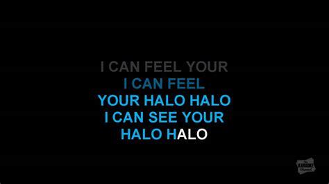 downloading halo by beyonce audioget halo karaoke video in the style of beyonc 233 karaoke video