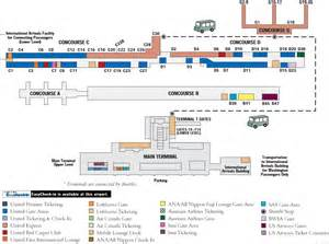 Washington Dulles Map by Image Gallery Iad Map