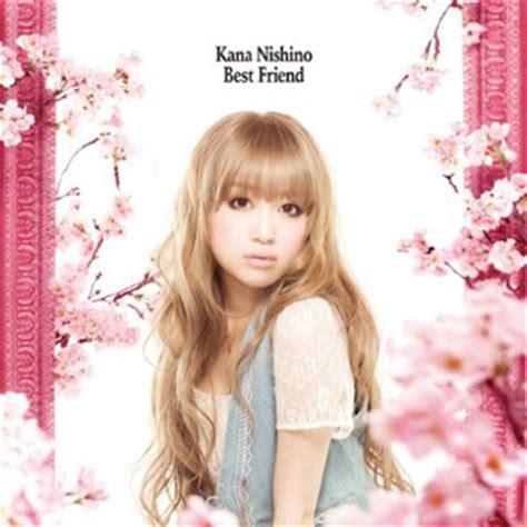 kana nishino yours only kana nishino discography 11 albums 34 singles 1 lyrics