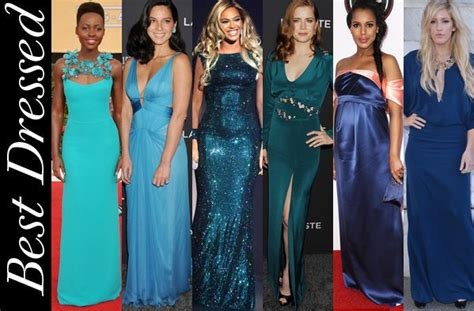 Oscar Trends To Inky Blue by Is The Blue Dress This Year S Definitive Carpet Trend