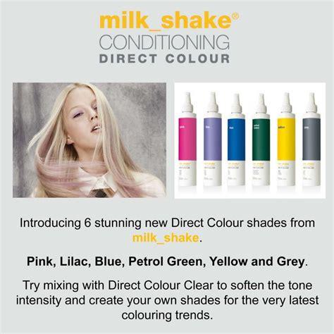 direct colors milkshake conditioning direct colour new direct colour