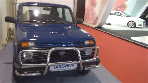 lada niva interni lada niva 2121 4x4 2016 exterior and interior in 3d