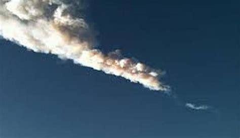 anuncian otra vez que un asteroide caer en puerto rico en cae meteorito en rusia y deja heridos