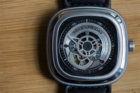 Sevenfriday P1 a week on the wrist the sevenfriday p1 hodinkee