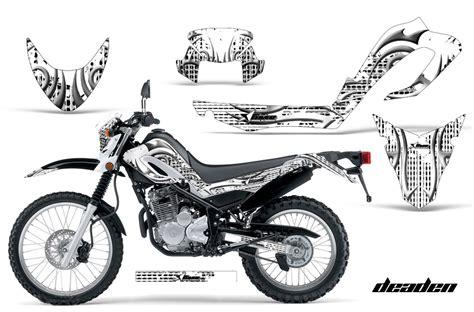 Yamaha 250 Sticker Kit by Yamaha Motocross Graphic Sticker Kit Yamaha Xt250x