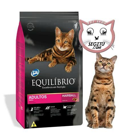 Equilibrio Cat 15kg Makanan Kucing makanan kucing equilibrio 1 5 kg segitu petshop
