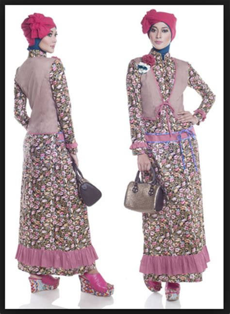 Sarung Wadimoor Relieef Terbaru contoh foto baju muslim modern terbaru 2016 contoh foto busana muslim batik terbaru 2015