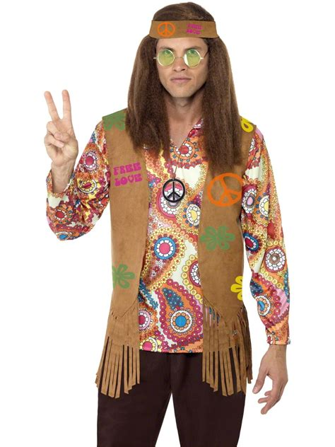 hippy instant kit 33567 fancy dress