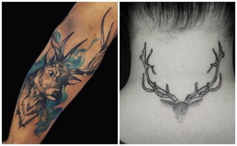 Imagenes De Tatuajes De Venados | tatuajes de ciervos y venados para hombres y mujeres