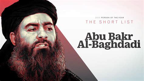 abu bakr al baghdadi abu bakr al baghdadi isis leader killed says syrian