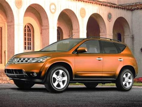 2004 nissan murano | pricing, ratings & reviews | kelley