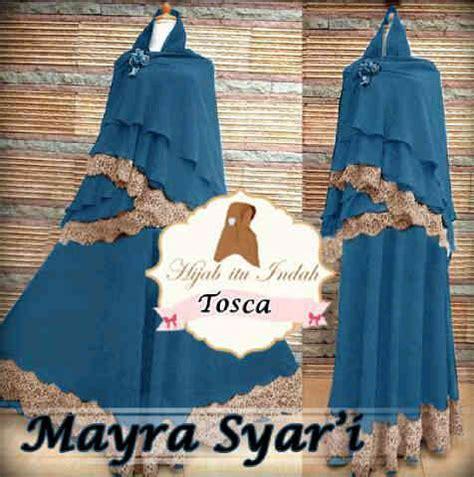 Baju Muslim Syari Wanita Maryam Syari Maroon Ep Gamis Maxmara gamis syari mayra y1024 jumbo grosir baju muslim