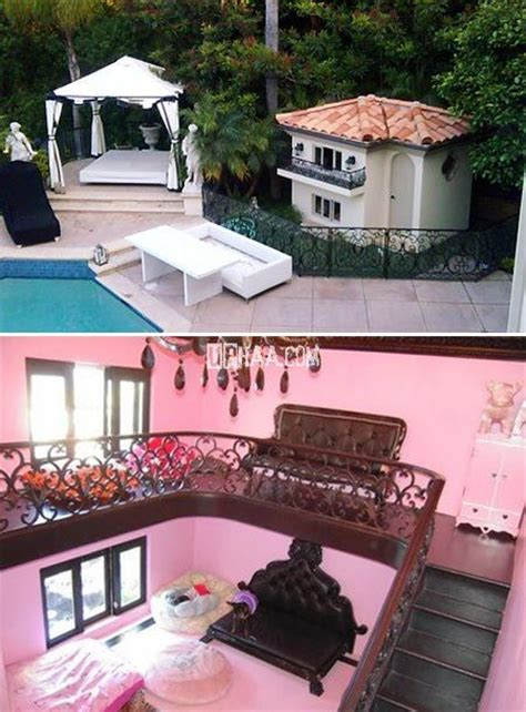 paris hilton dogs house i want this dog house for my puppy rayito pinterest