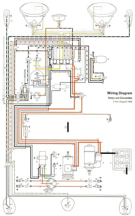 1972 vw beetle fuse box diagram 1972 wiring diagram and