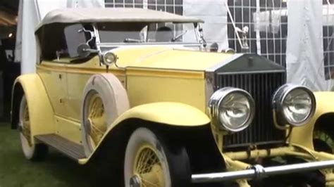 yellow rolls royce great gatsby 1920 rolls royce great gatsby imgkid com the image