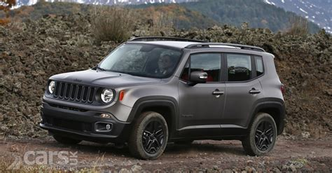 Limited Edition Jeep Jeep Renegade Eagle Limited Edition Arrives In The