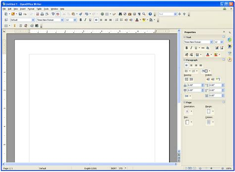 Open Office Review by Review Of Openoffice Writer