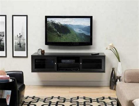 wall mounted tv shelves wall shelves wall mounted shelves for tv equipment wall