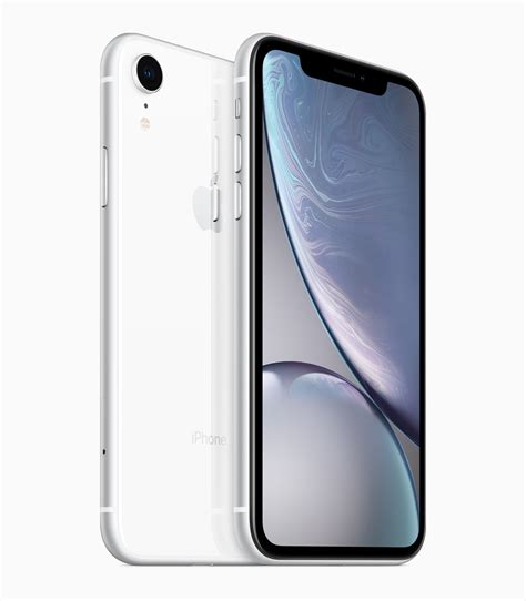 iphone xr apple introduces iphone xr