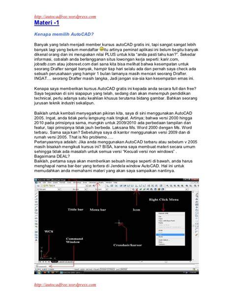 tutorial menggambar autocad 3 dimensi tutorial belajar autocad 2 dimensi dan 3 dimensi