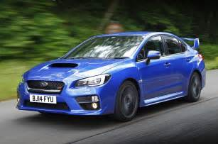 Subaru At Subaru Wrx Sti Review 2017 Autocar