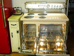 Hotpoint Cooktop Vintage Original Pink Double Oven General Electric Stove