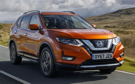 New Nissan X Trail 2018 by 2018 Nissan X Trail Contemporary 2018 We Tested New 2018