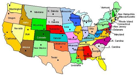us map with states jquery 50 state capitals 50 states capitals state capitals