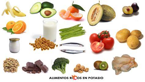 alimentos que contienen sales minerales atenci 243 n hipertensos m 225 s potasio y menos sodio