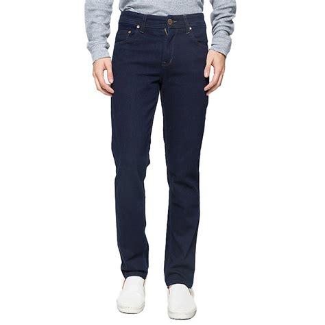 Celana Pjg 2nd slim fit pria celana slim fit celana pjg denim celana