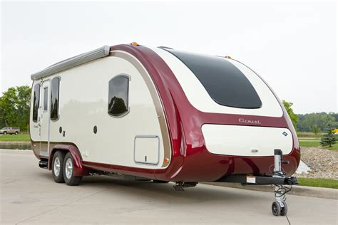composite travel trailers rv business