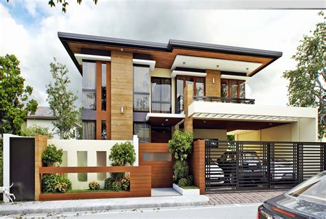 asian house designs and floor plans 2 story house plans modern beautiful asian modern house