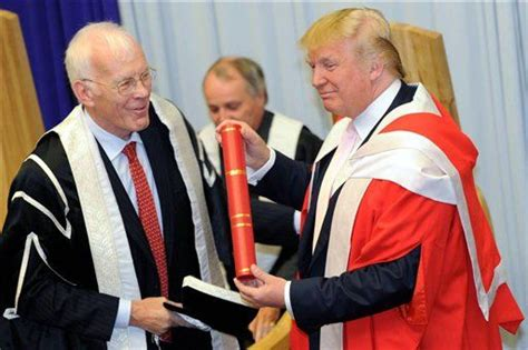 Donald Greenberg Mba Wharton by So How D The Donald Do In School