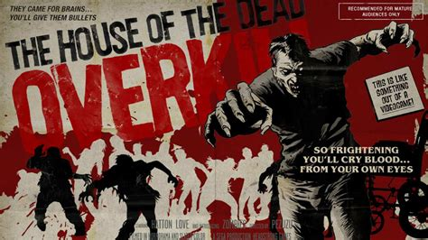 The House Of The Dead Overkill Nintendo Wii Games Torrents