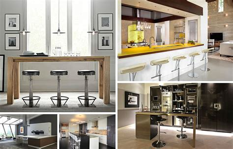 Kitchen Bars Ideas 12 Unforgettable Kitchen Bar Designs