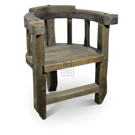 prop hire 187 chairs 187 horseshoe shape wood arm chair